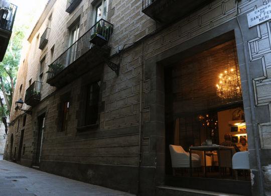 ALMUERZO HOTEL NERI